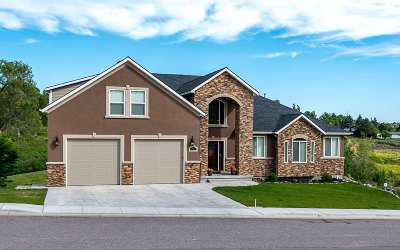 Pocatello Single Family Home For Sale: 1600 Surprise Valley