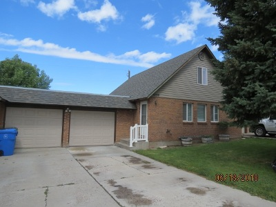 Pocatello ID Single Family Home For Sale: $164,900