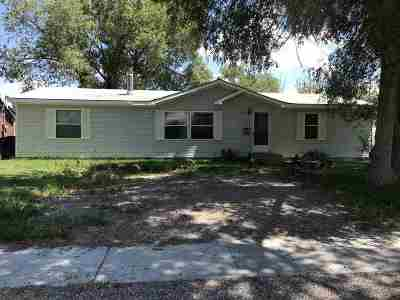 American Falls ID Single Family Home For Sale: $107,000