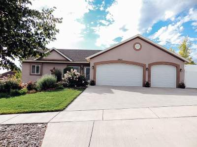 Pocatello Single Family Home For Sale: 1621 Satterfield Drive