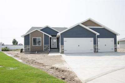Chubbuck Single Family Home For Sale: 1123 Boedy