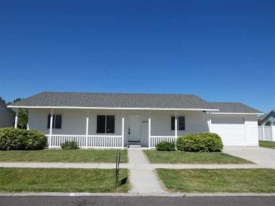 Chubbuck Single Family Home For Sale: 5513 Josh