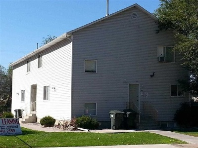 Pocatello Multi Family Home For Sale: 625 S 4th Ave