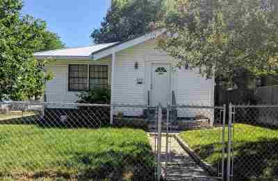 Pocatello Multi Family Home For Sale: 504 S 8th