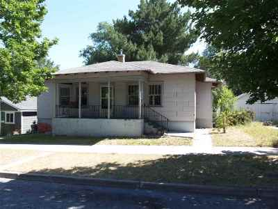 Pocatello Single Family Home For Sale: 428 N Lincoln