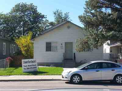 Pocatello Multi Family Home For Sale: 717 S 4th Ave