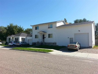 Pocatello Multi Family Home For Sale: 805 S 3rd Ave