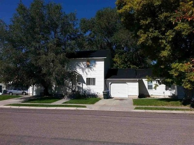 Pocatello Multi Family Home For Sale: 855 S 3rd Ave