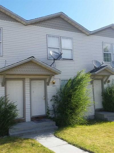 Chubbuck Single Family Home For Sale: 148 Adams