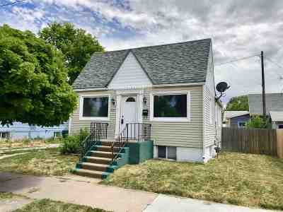 Pocatello Single Family Home For Sale: 1221 E Lander
