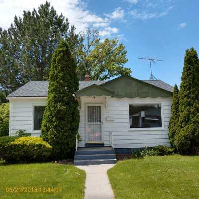 Pocatello Single Family Home For Sale: 449 Fairmont