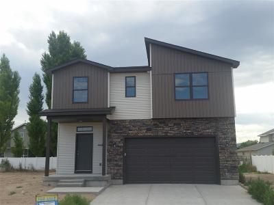 Chubbuck Single Family Home For Sale: 5124 Jake