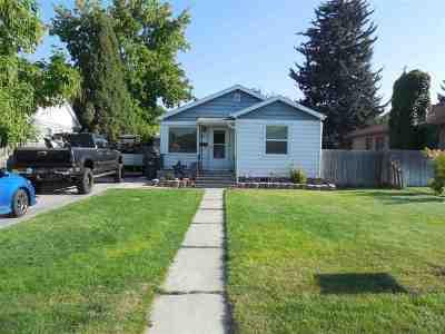 Pocatello Single Family Home For Sale: 743 Birch