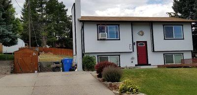 Pocatello Single Family Home For Sale: 1677 Jean St.