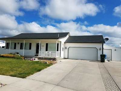 Pocatello ID Single Family Home For Sale: $199,000