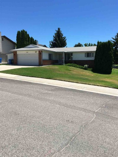 Pocatello ID Single Family Home For Sale: $199,900