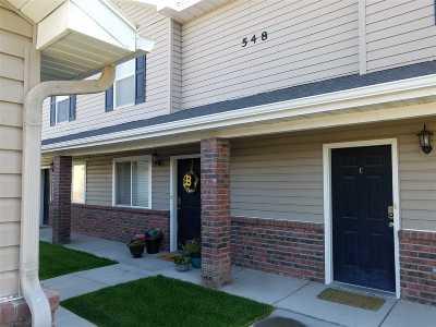 Chubbuck Single Family Home For Sale: 548 Raven Way B