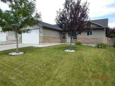 Pocatello ID Single Family Home For Sale: $184,900