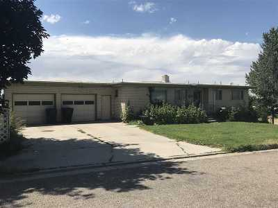 American Falls Single Family Home For Sale: 606 Calder Avenue