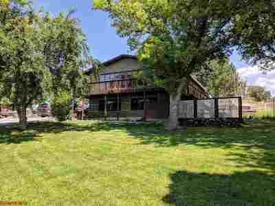 Chubbuck Single Family Home For Sale: 11540 N Buffalo