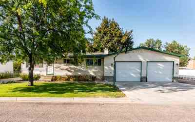 American Falls ID Single Family Home For Sale: $179,900