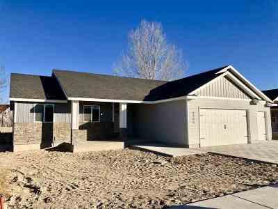 Chubbuck Single Family Home For Sale: 4902 Jake