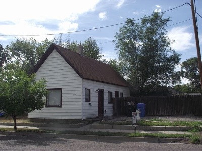 Pocatello Single Family Home For Sale: 534 W Young