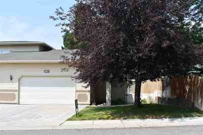 Pocatello ID Single Family Home For Sale: $250,000