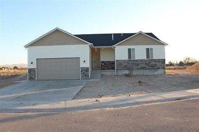 American Falls ID Single Family Home For Sale: $244,900