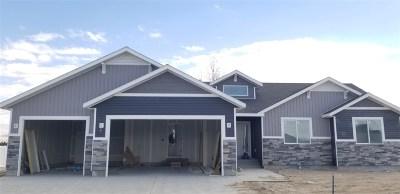 Chubbuck Single Family Home For Sale: 4620 Pahsimeroi Dr