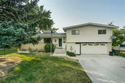 Pocatello ID Single Family Home For Sale: $189,900