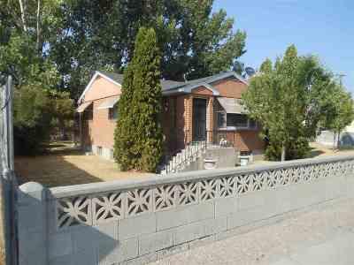 Chubbuck Single Family Home For Sale: 4803 Valenty