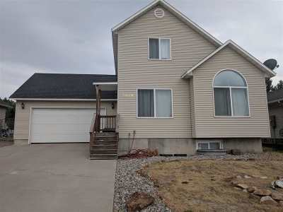 Pocatello ID Single Family Home For Sale: $179,900
