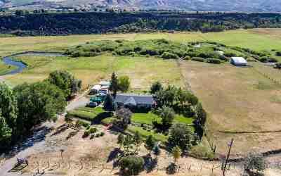 McCammon Single Family Home For Sale: 2200 S Marsh Creek Rd