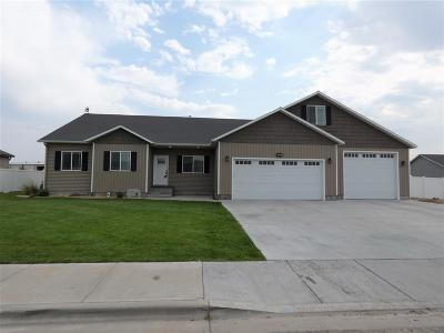 American Falls ID Single Family Home For Sale: $314,900