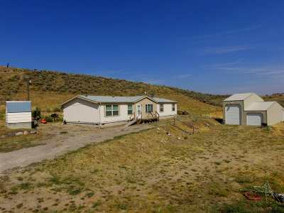 American Falls ID Single Family Home For Sale: $200,000