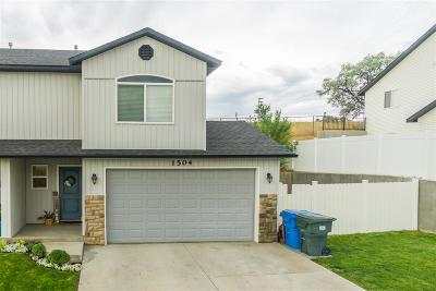 Pocatello ID Single Family Home For Sale: $158,000