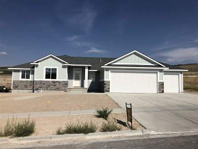 Pocatello Single Family Home For Sale: 2414 Legacy Drive