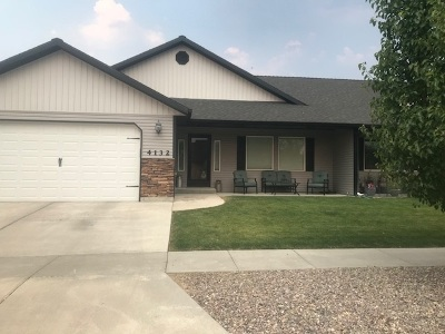 Pocatello ID Single Family Home For Sale: $194,900
