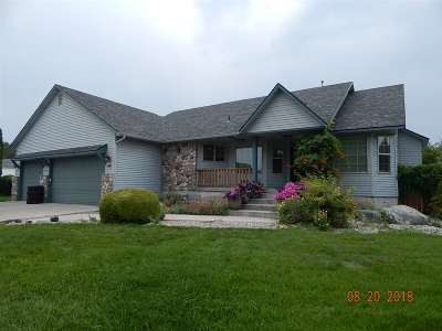 Pocatello ID Single Family Home For Sale: $324,900