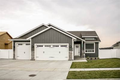 Pocatello Single Family Home For Sale: 556 Double Eagle Drive