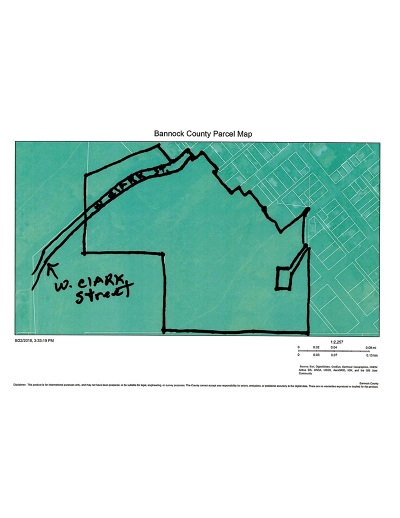 Pocatello Residential Lots & Land For Sale: Nna Bare Ground Upper West Clark St