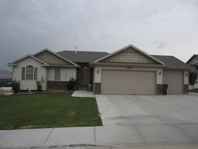 Pocatello Single Family Home For Sale: 1567 Spaulding