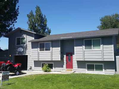 Chubbuck Single Family Home For Sale: 570 Canal