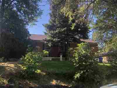 Pocatello Multi Family Home For Sale: 107 Toponce