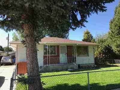 Pocatello Single Family Home For Sale: 3531 Conlin