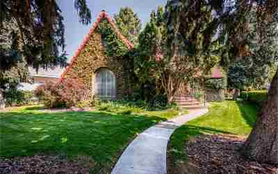 Pocatello Single Family Home For Sale: 506 N Garfield