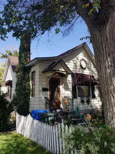 Pocatello Single Family Home For Sale: 734 N Garfield