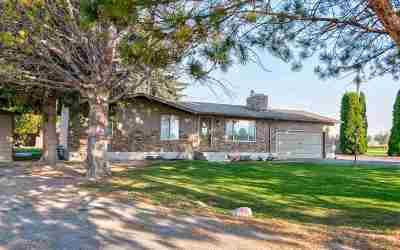 Chubbuck Single Family Home For Sale: 11573 N Rio Vista