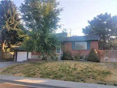 Pocatello Single Family Home For Sale: 976 Taney